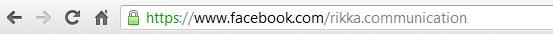 Personnalisez l'URL de votre page