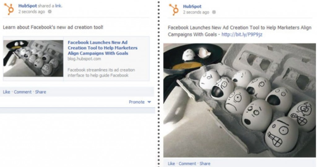 Facebook change - vos posts aussi.